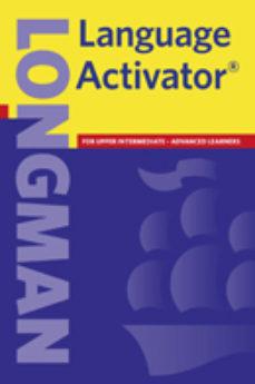 leer LONGMAN LANGUAGE ACTIVATOR gratis online