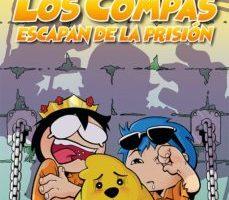 leer LOS COMPAS ESCAPAN DE LA PRISION gratis online