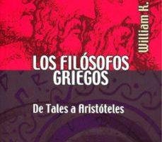 leer LOS FILOSOFOS GRIEGOS gratis online