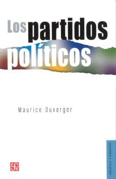 leer LOS PARTIDOS POLITICOS gratis online
