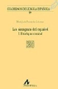 leer LOS SINTAGMAS DEL ESPAÑOL I: EL SINTAGMA NOMINAL gratis online