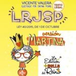 leer LRJSP VERSION MARTINA gratis online