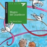 leer MAGOS DEL ATARDECER gratis online