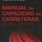 leer MANUAL DE CAPACIDAD DE CARRETERAS HCM 2010 gratis online