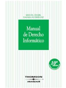 leer MANUAL DE DERECHO INFORMATICO gratis online