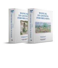 leer MANUAL DE GESTION INMOBILIARIA gratis online