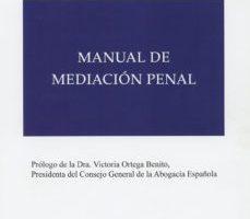 leer MANUAL DE MEDIACION PENAL gratis online