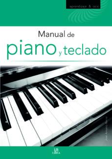leer MANUAL DE PIANO Y TECLADO gratis online