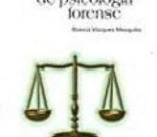 leer MANUAL DE PSICOLOGIA FORENSE gratis online