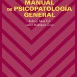 leer MANUAL DE PSICOPATOLOGIA GENERAL gratis online