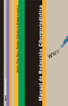 leer MANUAL DE REDACCION CIBERPERIODISTICA gratis online