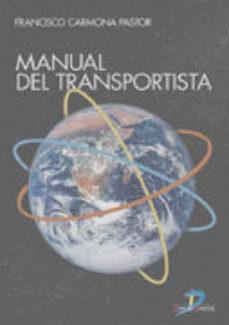 leer MANUAL DEL TRANSPORTISTA gratis online
