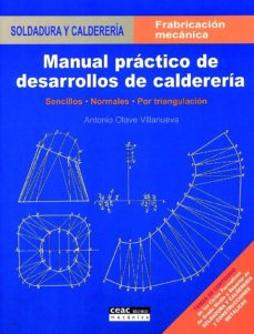 leer MANUAL PRACTICO DE DESARROLLOS DE CALDERERIA gratis online