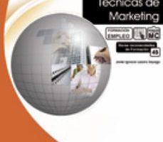 leer MANUAL TECNICAS DE MARKETING gratis online