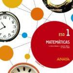 leer MATEMATICAS 1º ESO gratis online