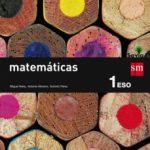 leer MATEMATICAS 1º ESO SAVIA ED 2015 gratis online