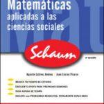 leer MATEMATICAS APLICADAS A LAS CIENCIAS SOCIALES gratis online