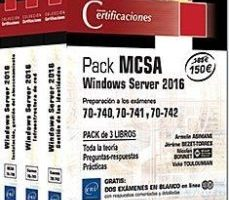 leer MCSA WINDOWS SERVER 2016: PACK DE 3 LIBROS: PREPARACION A LOS EXAMENES 70-740