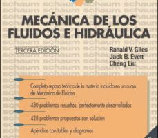 leer MECANICA DE LOS FLUIDOS E HIDRAULICA gratis online