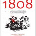 leer MEMORIA DE 1808: BASES AXIOLOGICO JURIDICAS DEL CONSTITUCIONALISM O ESPAÃ'OL gratis online