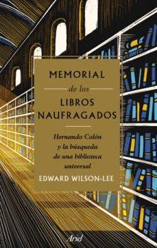 leer MEMORIAL DE LOS LIBROS NAUFRAGADOS gratis online