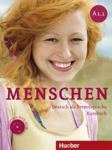 leer MENSCHEN A1.1 KURSBUCH+DVDR+XXL gratis online