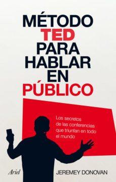 leer METODO TED PARA HABLAR EN PUBLICO gratis online