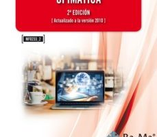 leer MF0233_2 -  OFIMATICA gratis online