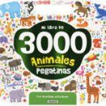leer MI LIBRO DE 3000 PEGATINAS ANIMALES CON DIVERTIDAS ACTIVIDADES gratis online