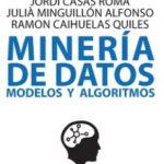 leer MINERIA DE DATOS: MODELOS Y ALGORITMOS gratis online