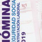 leer NOMINAS SEGURIDAD SOCIAL CONTRATACION LABORAL 2019 gratis online