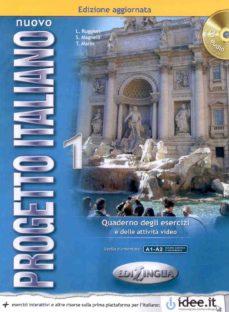 leer NUOVO PROGETTO ITALIANO 1 EJERCICIOS gratis online