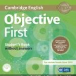 leer OBJECTIVE FIRST FOR SPANISH SPEAKERS STUDENT S PACK WITH ANSWERS  4TH EDITION gratis online