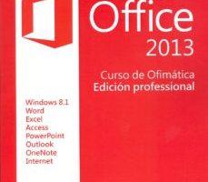 leer OFFICE 2013 CURSO OFIMATICA: CURSO OFIMATICA EDICION PROFESIONAL gratis online
