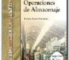 leer OPERACIONES DE ALMACENAJE gratis online