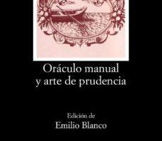 leer ORACULO MANUAL Y ARTE DE PRUDENCIA gratis online