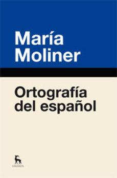 leer ORTOGRAFIA ESPAÑOLA gratis online