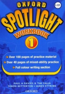 leer OXFORD SPOTLIGHT 1 ENHANCED: WORKBOOK gratis online