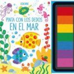 leer PINTA CON LOS DEDOS EN EL MAR: PINTA CON LOS DEDOS gratis online
