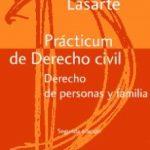 leer PRACTICUM DERECHO CIVIL DERECHO DE PERSONAS Y FAMILIA gratis online