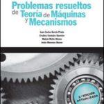 leer PROBLEMAS RESUELTOS DE TEORIA DE MAQUINAS Y MECANISMOS gratis online