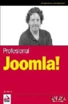 leer PROFESIONAL JOOMLA! gratis online