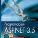 leer PROGRAMACION ASP.NET 3.5 gratis online