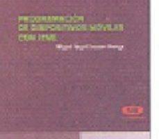 leer PROGRAMACION DE DISPOSITIVOS MOVILES CON J2ME gratis online