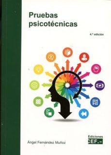 leer PRUEBAS PSICOTECNICAS gratis online