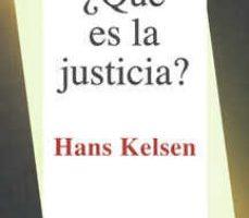 leer ¿QUE ES LA JUSTICIA? gratis online