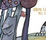 leer Â¡QUE LLEGA EL LOBO! gratis online