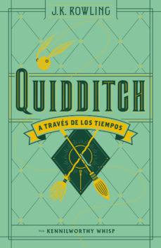 leer QUIDDITCH A TRAVES DE LOS TIEMPOS gratis online