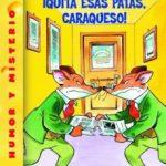leer Â¡QUITA ESAS PATAS