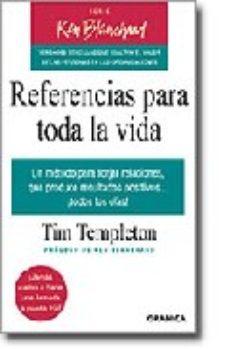 leer REFERENCIAS PARA TODA LA VIDA: EL METODO PARA FORJAR RELACIONES